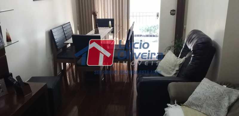 01 -Sala - Apartamento À Venda - Irajá - Rio de Janeiro - RJ - VPAP21127 - 1