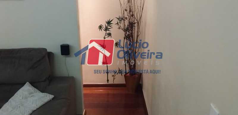 04 - Sala - Apartamento À Venda - Irajá - Rio de Janeiro - RJ - VPAP21127 - 5