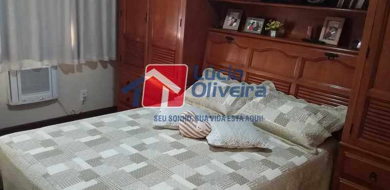 12 - Quarto Casal - Apartamento À Venda - Irajá - Rio de Janeiro - RJ - VPAP21127 - 9