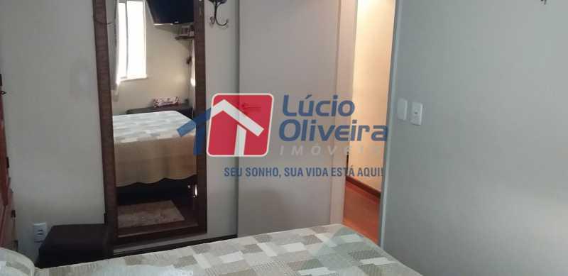 14 - Quarto Casal - Apartamento À Venda - Irajá - Rio de Janeiro - RJ - VPAP21127 - 11