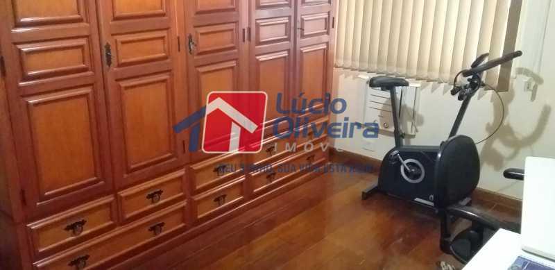 16 - Quarto Solteiro - Apartamento À Venda - Irajá - Rio de Janeiro - RJ - VPAP21127 - 13