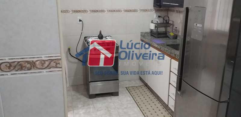 18 - Cozinha - Apartamento À Venda - Irajá - Rio de Janeiro - RJ - VPAP21127 - 14