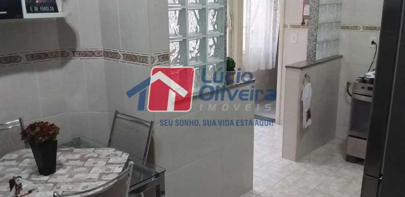 19 - Cozinha - Apartamento À Venda - Irajá - Rio de Janeiro - RJ - VPAP21127 - 15