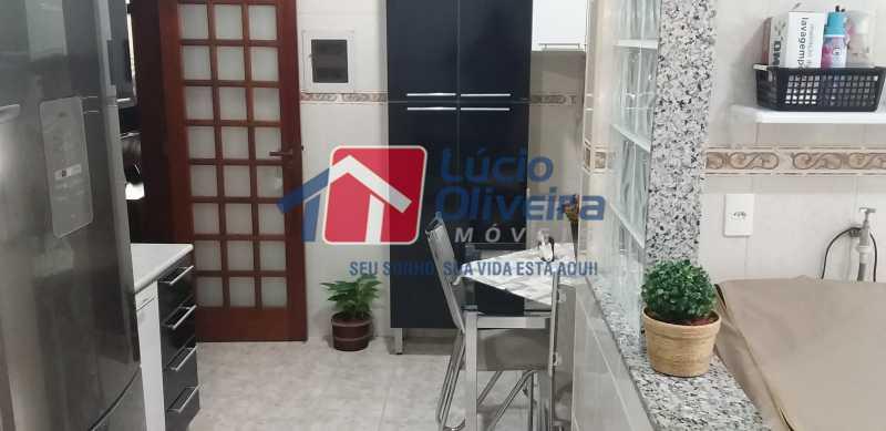 21 - Cozinha - Apartamento À Venda - Irajá - Rio de Janeiro - RJ - VPAP21127 - 17