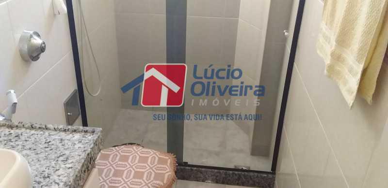 22 - Banheiro - Apartamento À Venda - Irajá - Rio de Janeiro - RJ - VPAP21127 - 18