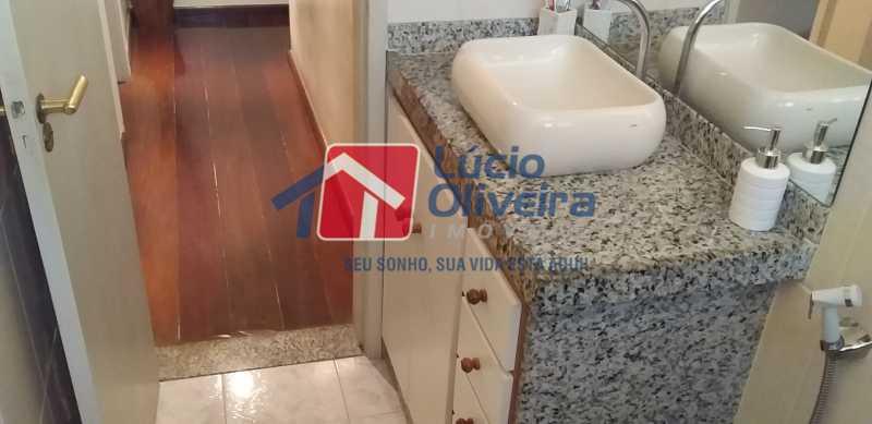 24 - Banheiro - Apartamento À Venda - Irajá - Rio de Janeiro - RJ - VPAP21127 - 19
