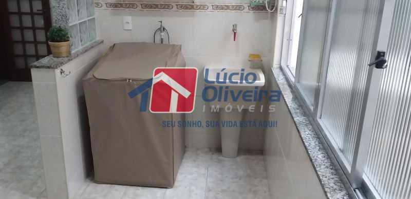 25 - Área 2 - Apartamento À Venda - Irajá - Rio de Janeiro - RJ - VPAP21127 - 20