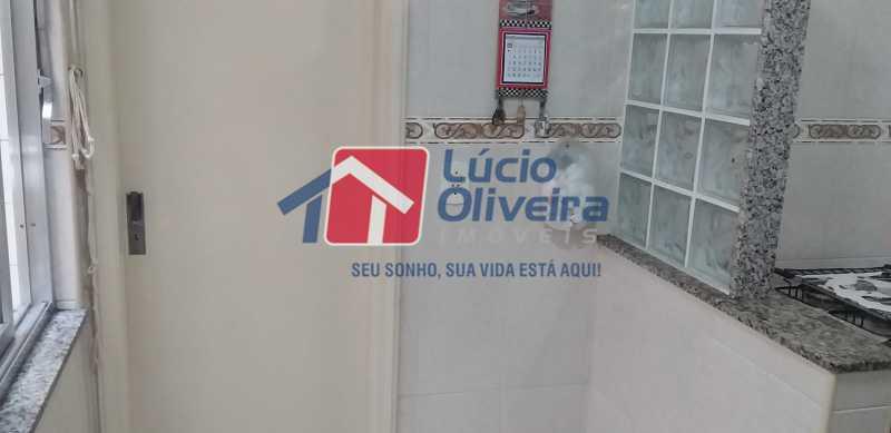 28 - Área - Apartamento À Venda - Irajá - Rio de Janeiro - RJ - VPAP21127 - 22
