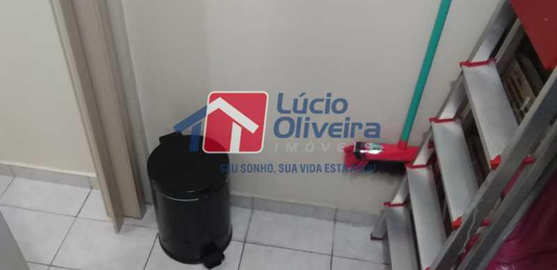 29 - Dependência Empregada - Apartamento À Venda - Irajá - Rio de Janeiro - RJ - VPAP21127 - 23