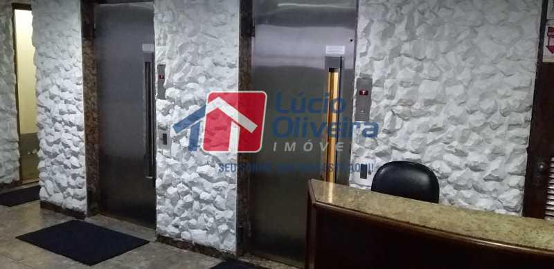 33 - Elevadores - Apartamento À Venda - Irajá - Rio de Janeiro - RJ - VPAP21127 - 26