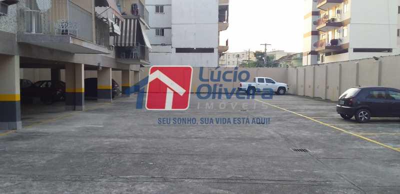 36 - Estacionamento - Apartamento À Venda - Irajá - Rio de Janeiro - RJ - VPAP21127 - 28