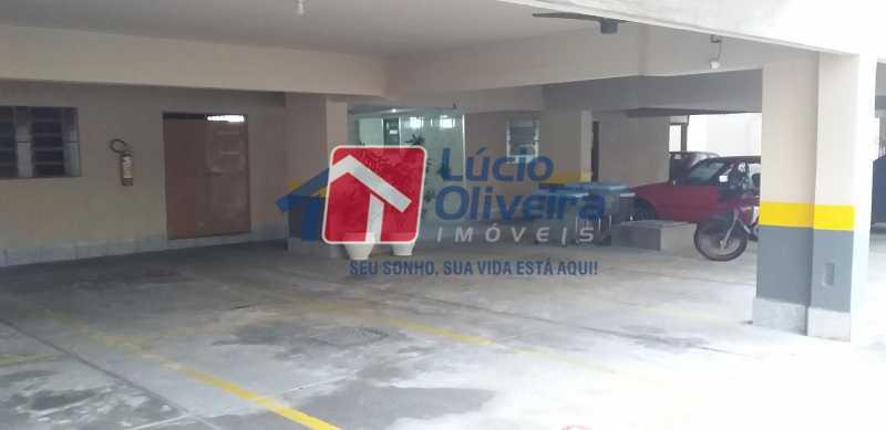 37 - Estacionamento - Apartamento À Venda - Irajá - Rio de Janeiro - RJ - VPAP21127 - 29