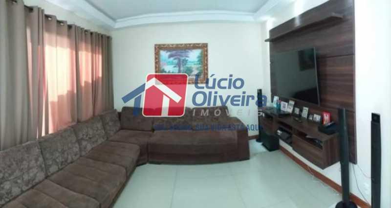 01 - Sala - Casa À Venda - Vila da Penha - Rio de Janeiro - RJ - VPCA40046 - 1