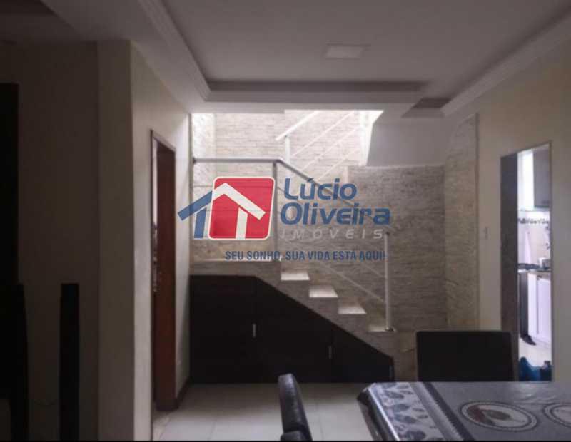 03 - Sala - Casa À Venda - Vila da Penha - Rio de Janeiro - RJ - VPCA40046 - 4
