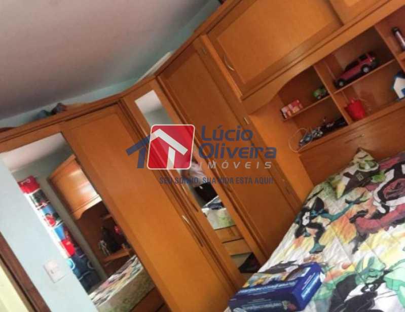 06 - Quarto Solteiro - Casa À Venda - Vila da Penha - Rio de Janeiro - RJ - VPCA40046 - 7