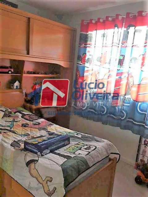 07 - Quarto Solteiro - Casa À Venda - Vila da Penha - Rio de Janeiro - RJ - VPCA40046 - 8