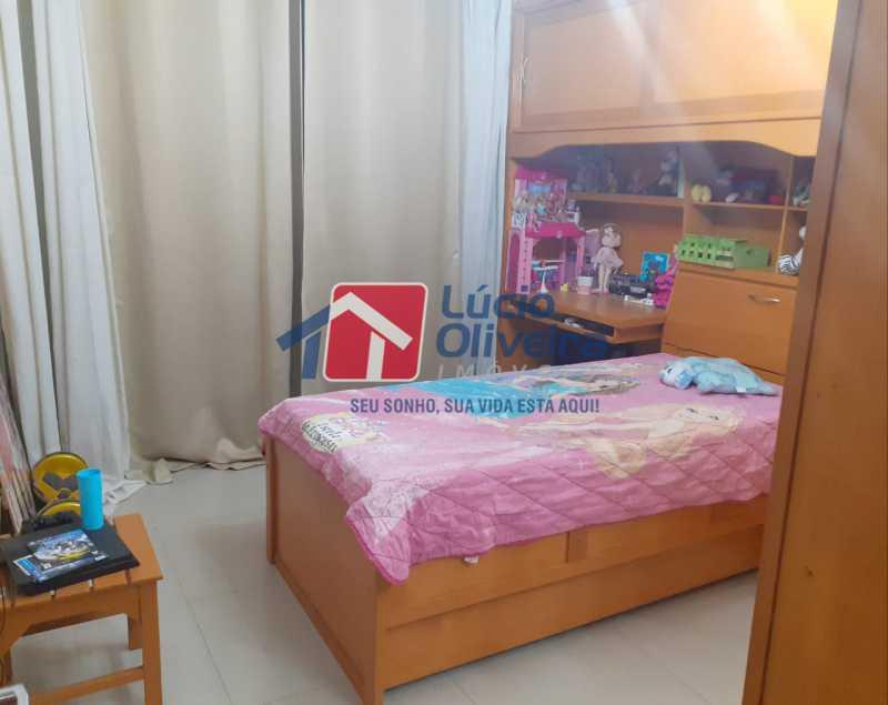 09 - Quarto Solteiro - Casa À Venda - Vila da Penha - Rio de Janeiro - RJ - VPCA40046 - 10