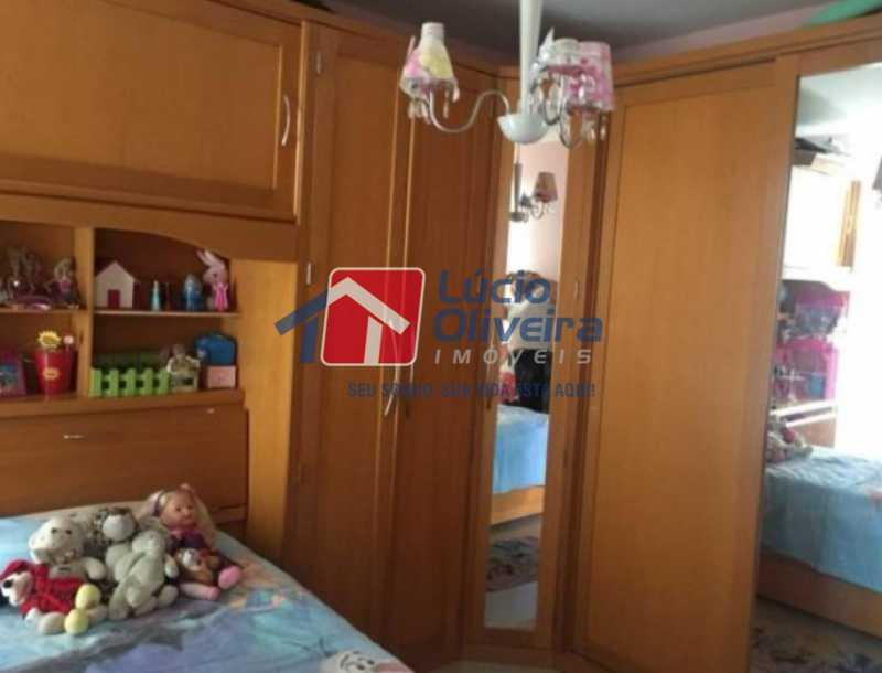 10 - Quarto Solteiro - Casa À Venda - Vila da Penha - Rio de Janeiro - RJ - VPCA40046 - 11