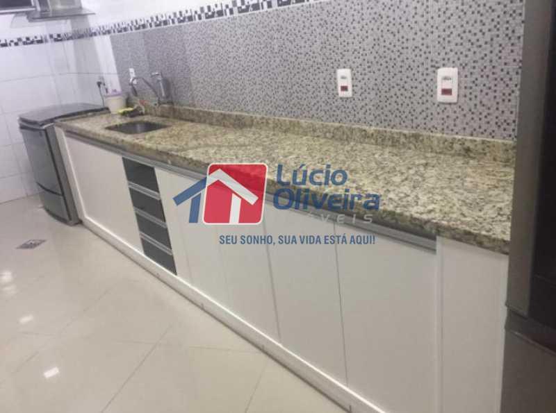 11 - Cozinha - Casa À Venda - Vila da Penha - Rio de Janeiro - RJ - VPCA40046 - 12