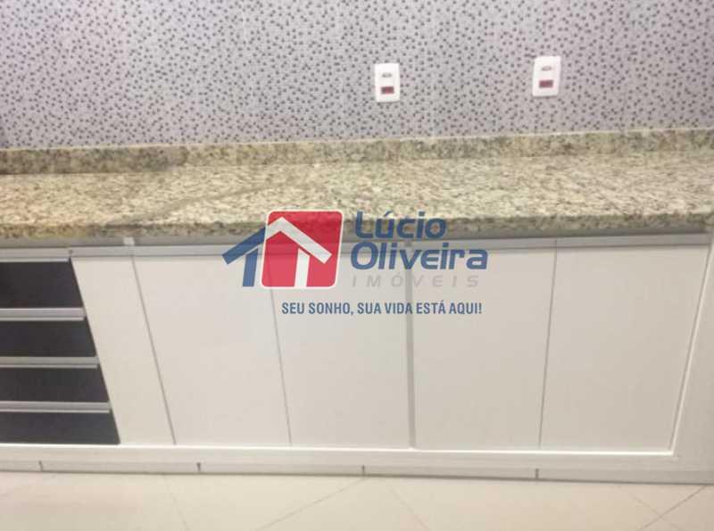 12 - Cozinha - Casa À Venda - Vila da Penha - Rio de Janeiro - RJ - VPCA40046 - 13