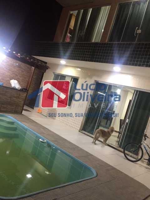 22 - Piscina - Casa À Venda - Vila da Penha - Rio de Janeiro - RJ - VPCA40046 - 17