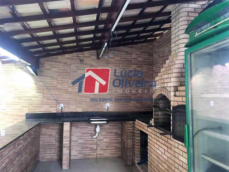 24 - Área Gourmet - Casa À Venda - Vila da Penha - Rio de Janeiro - RJ - VPCA40046 - 18