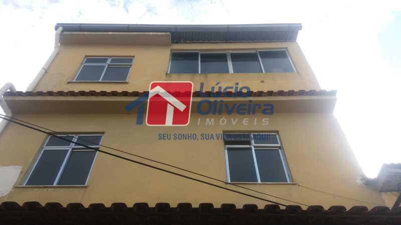 1 FACHADA - Casa À Venda - Quintino Bocaiúva - Rio de Janeiro - RJ - VPCA20217 - 1