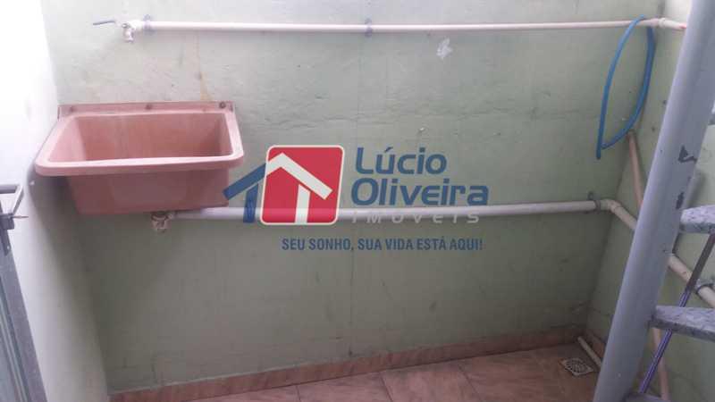 10 ÁREA DE SERVIÇO - Casa À Venda - Quintino Bocaiúva - Rio de Janeiro - RJ - VPCA20217 - 10