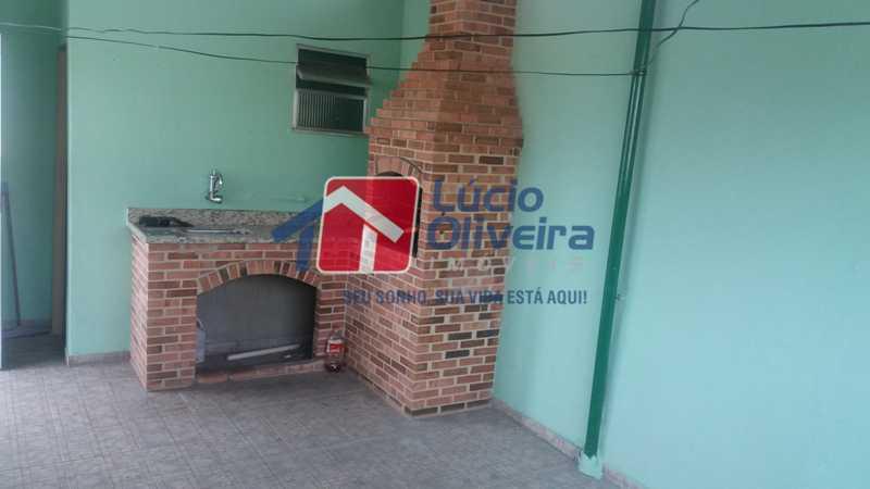 11 CHURRASQUEIRA - Casa À Venda - Quintino Bocaiúva - Rio de Janeiro - RJ - VPCA20217 - 11