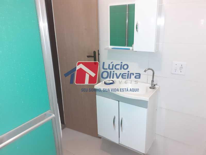 6 BANHEIRO 2 - Apartamento À Venda - Penha Circular - Rio de Janeiro - RJ - VPAP21129 - 18
