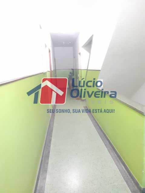 7 CIRCULAÇÃO PREDIO - Apartamento À Venda - Penha Circular - Rio de Janeiro - RJ - VPAP21129 - 23