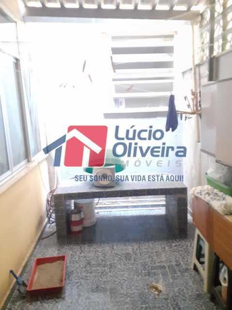 8 AREA DE SERVIÇO - Apartamento À Venda - Penha Circular - Rio de Janeiro - RJ - VPAP21129 - 25