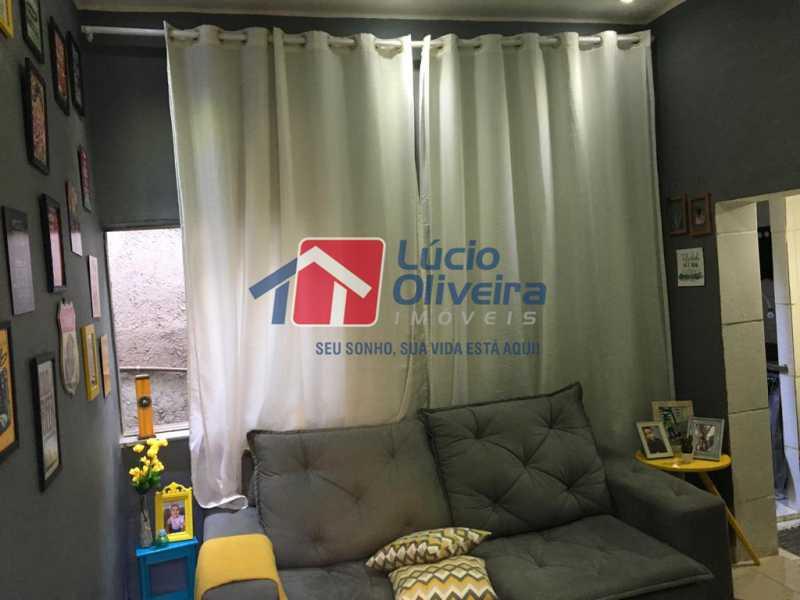 5 sala - Casa de Vila 1 quarto à venda Olaria, Rio de Janeiro - R$ 135.000 - VPCV10028 - 6