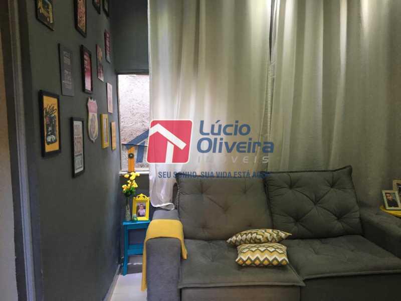 6 sala - Casa de Vila Olaria, Rio de Janeiro, RJ À Venda, 1 Quarto, 45m² - VPCV10028 - 7