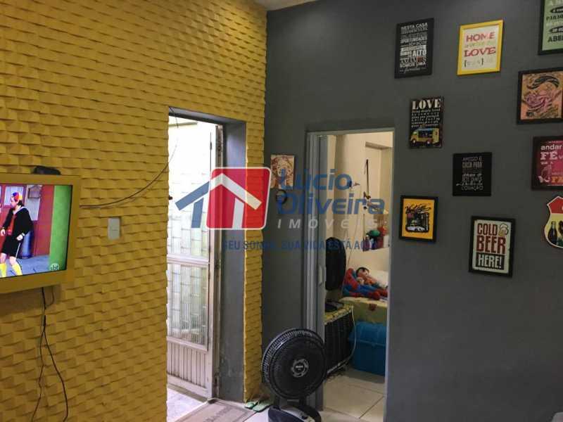 8 hall - Casa de Vila Olaria, Rio de Janeiro, RJ À Venda, 1 Quarto, 45m² - VPCV10028 - 9