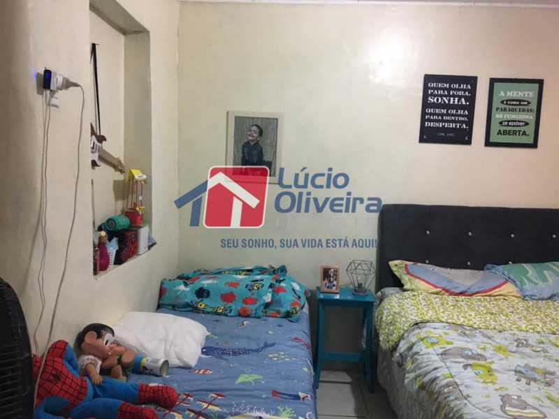 9 quarto - Casa de Vila Olaria, Rio de Janeiro, RJ À Venda, 1 Quarto, 45m² - VPCV10028 - 10
