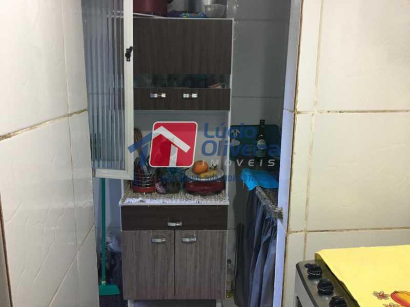 12 cozinha - Casa de Vila 1 quarto à venda Olaria, Rio de Janeiro - R$ 135.000 - VPCV10028 - 13