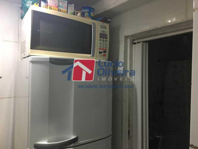 14 cozinha - Casa de Vila Olaria, Rio de Janeiro, RJ À Venda, 1 Quarto, 45m² - VPCV10028 - 15