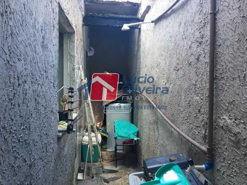15 área - Casa de Vila 1 quarto à venda Olaria, Rio de Janeiro - R$ 135.000 - VPCV10028 - 16