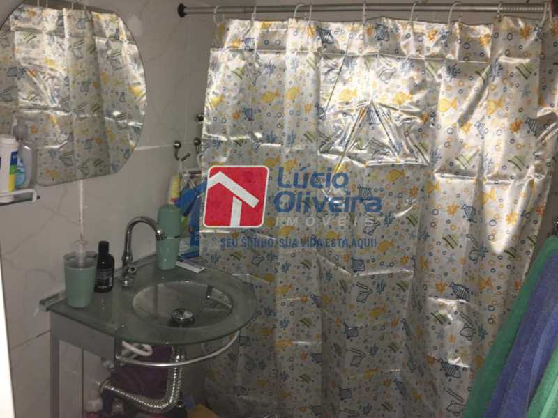 17 banheiro - Casa de Vila Olaria, Rio de Janeiro, RJ À Venda, 1 Quarto, 45m² - VPCV10028 - 18
