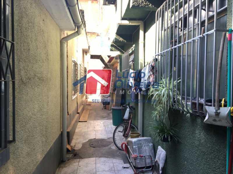 19 corredor - Casa de Vila Olaria, Rio de Janeiro, RJ À Venda, 1 Quarto, 45m² - VPCV10028 - 20