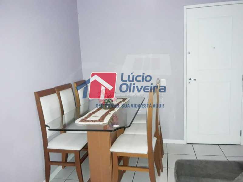 3- Sala... - Apartamento À Venda - Vila da Penha - Rio de Janeiro - RJ - VPAP21130 - 4