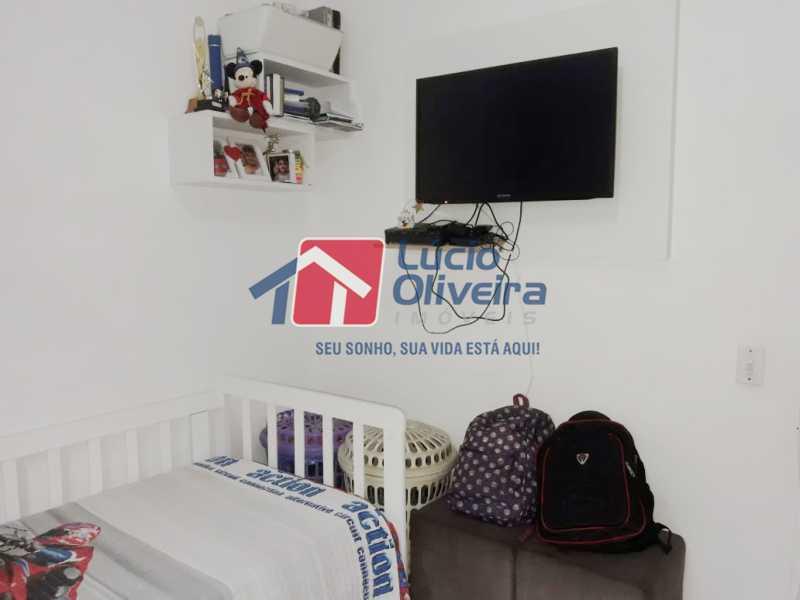 4- Quarto solteiro - Apartamento À Venda - Vila da Penha - Rio de Janeiro - RJ - VPAP21130 - 5