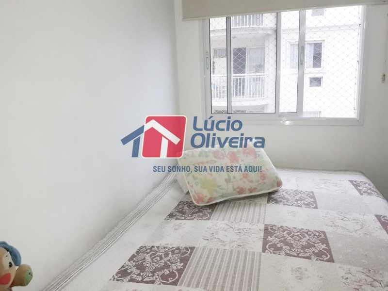 5- Quarto Casal - Apartamento À Venda - Vila da Penha - Rio de Janeiro - RJ - VPAP21130 - 6