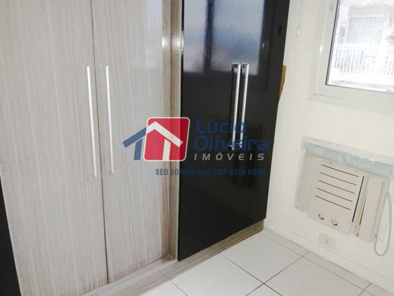 6-Quarto Casal - Apartamento À Venda - Vila da Penha - Rio de Janeiro - RJ - VPAP21130 - 8