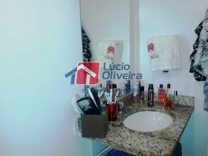 7-Banheiro suite - Apartamento À Venda - Vila da Penha - Rio de Janeiro - RJ - VPAP21130 - 9