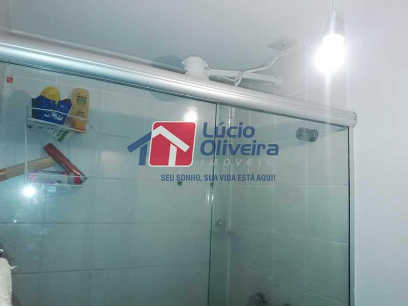 9- Banheiro social - Apartamento À Venda - Vila da Penha - Rio de Janeiro - RJ - VPAP21130 - 11