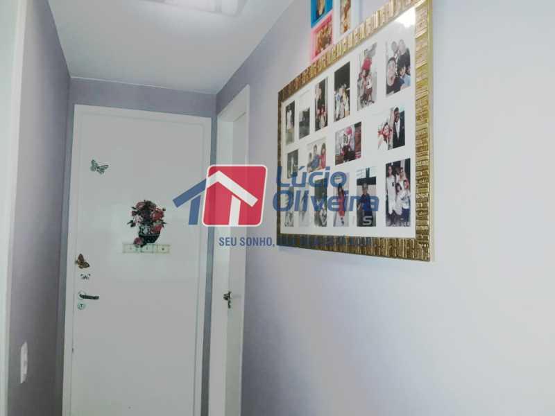 10- Circulação - Apartamento À Venda - Vila da Penha - Rio de Janeiro - RJ - VPAP21130 - 12