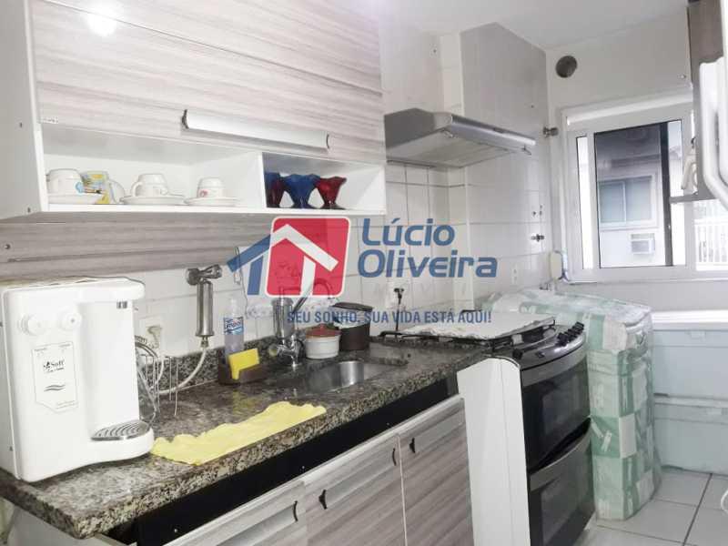 11-Cozinha - Apartamento À Venda - Vila da Penha - Rio de Janeiro - RJ - VPAP21130 - 13