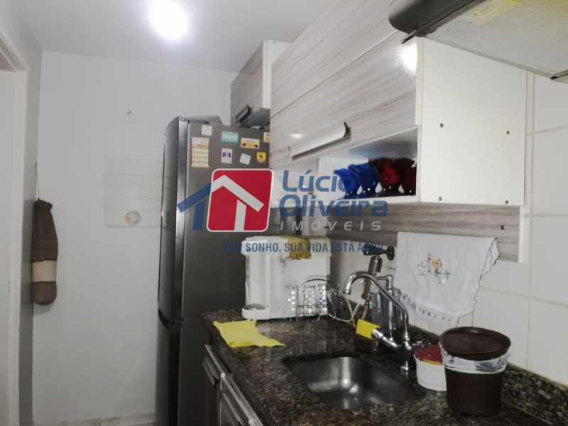 12Cozinha - Apartamento À Venda - Vila da Penha - Rio de Janeiro - RJ - VPAP21130 - 14